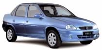 imagem do carro versao Corsa Sedan Super 1.0 16V