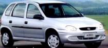 imagem do carro versao Corsa Super 1.0 16V