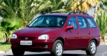 imagem do carro versao Corsa Wagon GL 1.6