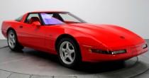 imagem do carro versao Corvette ZR-1 Targa 5.7 V8