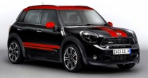 imagem do carro versao Countryman John Cooper Works ALL4 1.6