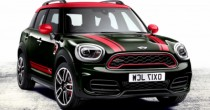 imagem do carro versao Countryman John Cooper Works ALL4 2.0