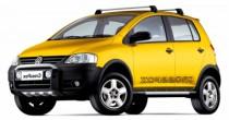 imagem do carro versao CrossFox 1.6