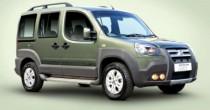 imagem do carro versao Doblo Adventure Xingu 1.8 16V