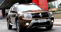 imagem do carro versao Duster Dynamique 2.0 AT