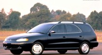 imagem do carro versao Elantra Wagon GLS 1.8