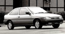 imagem do carro versao Escort Ghia 1.8