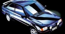 imagem do carro versao Escort XR3 1.6