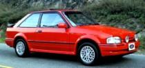 imagem do carro versao Escort XR3 1.8