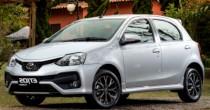 imagem do carro versao Etios Platinum 1.5 AT