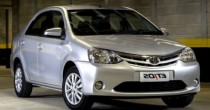 imagem do carro versao Etios Sedan XS 1.5