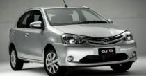imagem do carro versao Etios XLS 1.5 AT