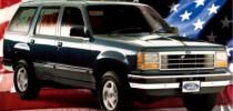 imagem do carro versao Explorer XLT 4.0 V6 4x2 AT