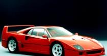 imagem do carro versao F40 2.9 V8 biturbo