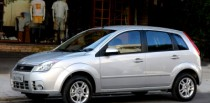 imagem do carro versao Fiesta 1.6