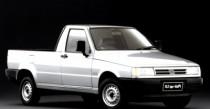imagem do carro versao Fiorino Picape 1.0