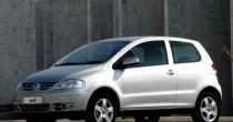 imagem do carro versao Fox Plus 1.0