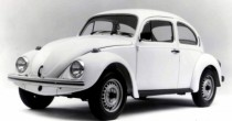 imagem do carro versao Fusca 1300