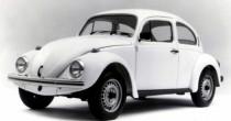 imagem do carro versao Fusca 1600