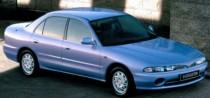 imagem do carro versao Galant ES 2.4
