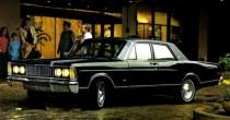 imagem do carro versao Galaxie Landau 5.0 V8