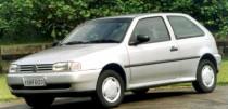 imagem do carro versao Gol CLi 1.6