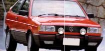 imagem do carro versao Gol GTS 1.8