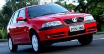 imagem do carro versao Gol Rallye 1.6