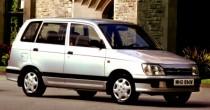 imagem do carro versao Gran Move CX 1.6