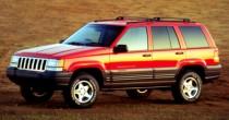 imagem do carro versao Grand Cherokee Laredo 4.0