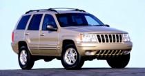 imagem do carro versao Grand Cherokee Limited 4.7 V8