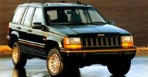 imagem do carro versao Grand Cherokee Limited 5.2 V8