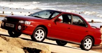 imagem do carro versao Impreza GT 2.0 Turbo