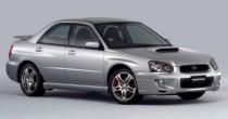 imagem do carro versao Impreza WRX 2.0 Turbo