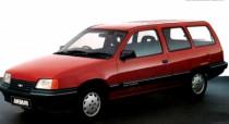 imagem do carro versao Ipanema SL/E 1.8