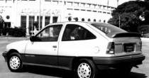 imagem do carro versao Kadett Turim 1.8