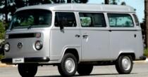 imagem do carro versao Kombi Série Prata 1.6