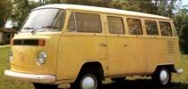 imagem do carro versao Kombi Standard 1.6