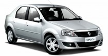 imagem do carro versao Logan Expression 1.6 16V AT
