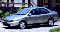 imagem do carro versao Marea HLX 2.0 20V