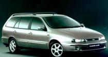 imagem do carro versao Marea Weekend ELX 2.0 20V