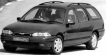 imagem do carro versao Mondeo SW GLX 2.0