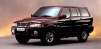 imagem do carro versao Musso GL 2.9 Turbodiesel 4x4