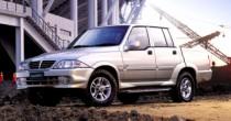 imagem do carro versao Musso Sports LX 2.9 Turbo 4x4 CD