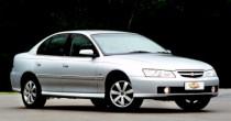 imagem do carro versao Omega CD 3.8 V6