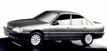imagem do carro versao Omega GLS 2.2