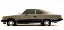 imagem do carro versao Opala Comodoro 2.5