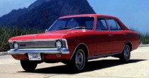 imagem do carro versao Opala De Luxo 3.8