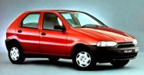 imagem do carro versao Palio EDX 1.0