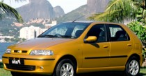 imagem do carro versao Palio ELX 1.0 16V